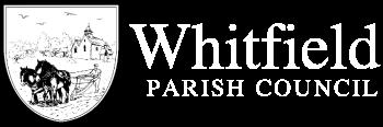 Whitfield Parish Council - logo footer